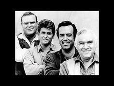 Bonanza Theme Song Music Video (Lorne Greene, Johnny Cash) - YouTube