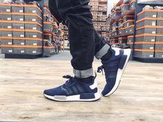 Adidas NMD - navy