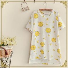 Buy 'Fairyland – Short-Sleeve Pineapple Print T-Shirt' with Free International Shipping at YesStyle.com. Browse and shop for thousands of Asian fashion items from China and more!