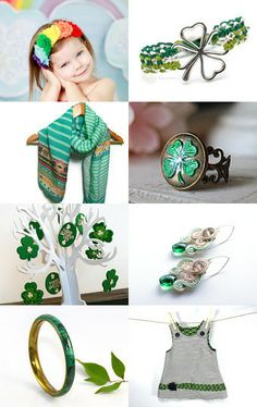 St. Patrick's Day  by Nuray Aytaç on Etsy--Pinned with TreasuryPin.com