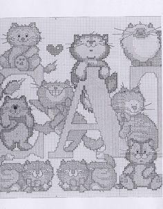 I Love Cats # 4-6