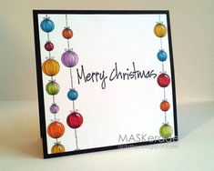 ATCAS2, CTS8 - Merry Christmas by Ardyth - Cards and Paper Crafts at Splitcoaststampers