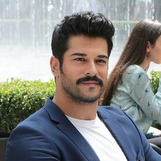 "Burak Özçivit///Burak Özçivit///Watch ""Lovebird"" on Netflix. Burak and Fahriye are the main actors in Lovebird and they are married (June 2017) real life. The chemistry between them is so sweet. The dialog between them is also beautiful. His eyes...incredible!  Subtitles. English translation is very good. Turkish series...RH"