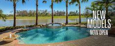 offers 19 new home designs for sale in Naples, Florida, ranging in size from to a/c square feet with of one- and two-story plans with two- and three-car garages. Three Story House, Story Planning, Splash Park, Stone Creek, Outdoor Dining, Outdoor Decor, New Home Communities, Florida Living, Best Resorts