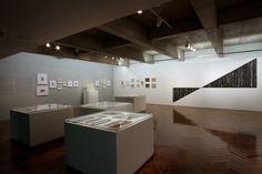 """Abertura da exposição """"O Arquivo vivo de Sérvulo Esmeraldo""""  Foto: Denise Andrade"""