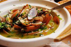 Bulhão Pato clams #Portugal