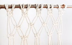 How To Macrame (And Create A Wall Hanging!) | Free People Blog