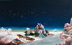 Roger Dean - Tales from Topographic Oceans