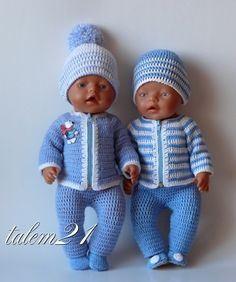 мои работы для baby born Knitted Doll Patterns, Doll Sewing Patterns, Knitted Dolls, Doll Clothes Patterns, Knitting Dolls Clothes, Crochet Doll Clothes, Baby Born Clothes, American Doll Clothes, Doll Costume