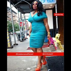 Y'all please follow @aprokoninja  regram @aprokoninja Our first post go be wetin oyinbo people dey call #WomanCrushWednesday aka #WCW & we dey CRUSH on 'Denise Jazzy' (@donjazzy).  Shey una see as she set front & back! Oshe baby gyal... #ifcelebsweredifferent #donjazzy #ifdonjazzywereawoman #caitlynjazzy