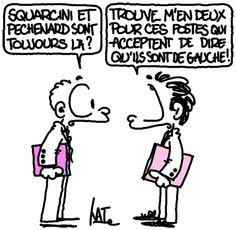 Attendus, les départs de Bernard Squarcini et de Frédéric Péchenard de leur poste ne seront des surprises pour personne.