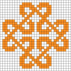Tapestry Crochet Patterns, Crochet Stitches Patterns, Embroidery Patterns, Tiny Cross Stitch, Cross Stitch Designs, Cross Stitch Pattern Maker, Cross Stitch Patterns, Bead Patterns, Cross Stitching