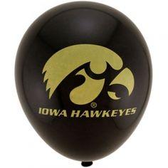 Iowa Hawkeyes Balloons - Mills Fleet Farm