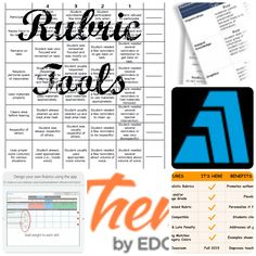 print What is a Rubric? A rubric is an assessment tool that aids teachers with evaluating student performance. Criteria is chosen ahead of time and is given performance levels. Rubrics are formatted into tables. The criteria are listed down the side and the performance expectations are described to the left. In order for a student to get a perfect score, they must hit the highest level of performance for each standard of criteria. Why Use Rubrics? Rubrics are a valuable tool for teachers…