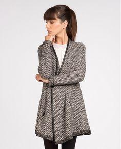 Cardigan-manteau | Pulls et cardigans | Comptoir des Cotonniers