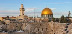 Průvodce zdarma - Izrael (Tel Aviv a Jeruzalém) - Levnocestování. Tel Aviv, Taj Mahal, Building, Travel, Temples, Acropolis, Architecture, Viajes, Buildings