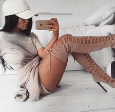 Louboutins & Fashion.