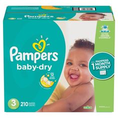 For Sensitive Skin - Dyes Up Diapers Size 2 Made Of The Better Baby Diapers