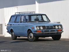 1968-72 Toyota Corona Mark II Wagon