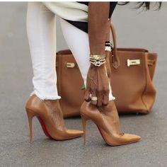 """"""" Heels and Handbags """""""