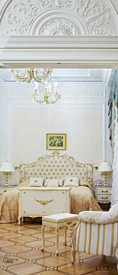 French Flair ● Bedroom