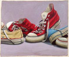 Converse #321 by Santiago Garcia