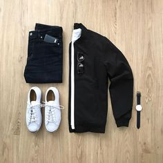 Tomboy Fashion, Fashion Killa, Mens Fashion, Fashion Outfits, Fasion, Cool Outfits, Casual Outfits, Smart Outfit, Moda Casual