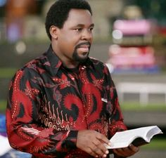 How To End The South Africa Attacks On Nigerians - TB Joshua