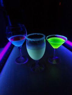 Glow in the Dark & Black Light Party