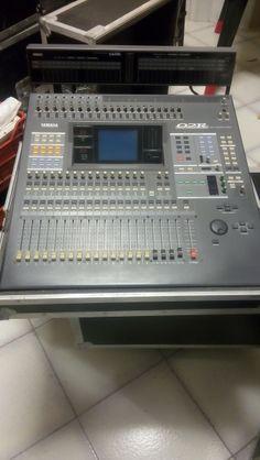 mixer O2R yamaha