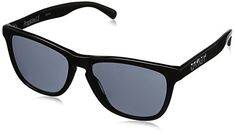 Oakley Frogskins LX Adult Sunglasses  Polished BlackGrey  One Size Fits All -- Be sure to check out this awesome product.