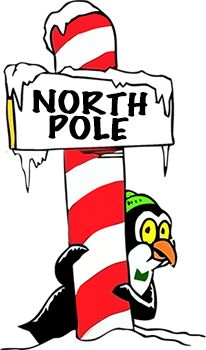 the north pole north pole sign clipart clip art sotnpsb rh pinterest com north pole seal clip art north pole signs clip art