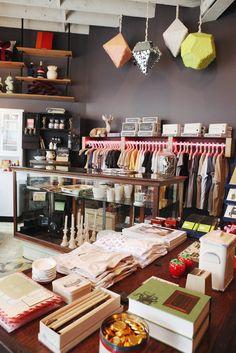 Drake General Store via luckypennydaily