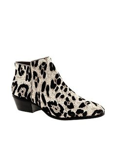 ASOS Fashion Finder | Sam Edelman Petty Leopard Ankle Boots