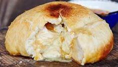Camembert-brood   Weg