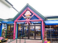 I would go to the ben and jerry's factory and try EVERY FLAVOR! #livecolorfully #yum