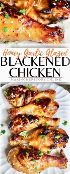 Honey Glazed Blackened Chicken is a easy and budget friendy Main Dish! Honey Glazed Blackened Chicken is a easy and budget friendy Main Dish! Blackened Chicken Pasta, Cheap Meals To Make, Chicken Fettuccine, Honey Glaze, Yum Yum Chicken, Easy Chicken Recipes, Turkey Recipes, Casserole Dishes, Main Dishes