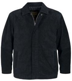 ✓ Suede jacket. $160