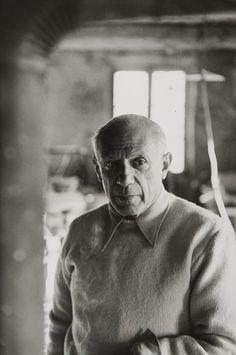 Henri Cartier-Bresson (1908-2004) Pablo Picasso, 1960