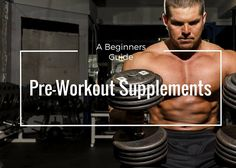 Pre-Workout Supplements for Beginners http://bit.ly/297jgJX