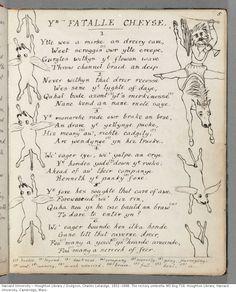 (Lewis Carroll) Dodgson, Charles Lutwidge, 1832-1898. The rectory umbrella. MS Eng 718 Houghton Library, Harvard University