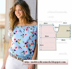 Amazing Sewing Patterns Clone Your Clothes Ideas. Enchanting Sewing Patterns Clone Your Clothes Ideas. Dress Sewing Patterns, Blouse Patterns, Sewing Patterns Free, Free Sewing, Clothing Patterns, Diy Clothing, Sewing Clothes, Fashion Sewing, Diy Fashion