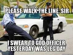 I worry about this. #legday