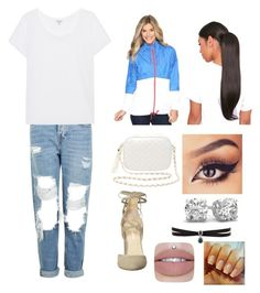 """""""Windbreakers 💨😍😍"""" by newyorkteen ❤ liked on Polyvore featuring Topshop, Splendid, Columbia, Ivanka Trump, Charlotte Russe and Fallon"""