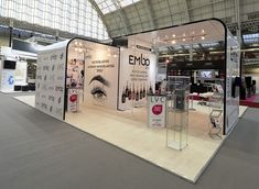 A fantastic example of a Vision Exhibition Stand, designed and built by the team at Display Wizard. Exhibition Stand Design, Display, Building, Floor Space, Exhibition Stall Design, Billboard, Buildings, Architectural Engineering