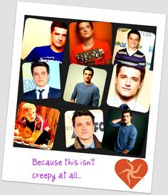 Josh is so cute! I wish I was famous so I could date him ;)