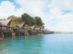 If you venture to Indonesia, this is a great resort!