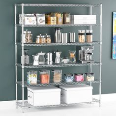 Metro Commercial Pantry Storage