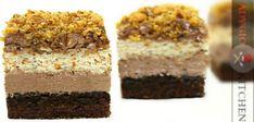 Sweets Recipes, Cookie Recipes, Coca Cola Cake, Food Cakes, Mini Cakes, Biscotti, Banana Bread, Caramel, Ice Cream