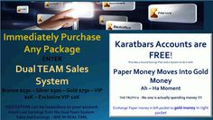 Exchanging paper money for gold ...  http://www.karatbars.com/?s=leighloco